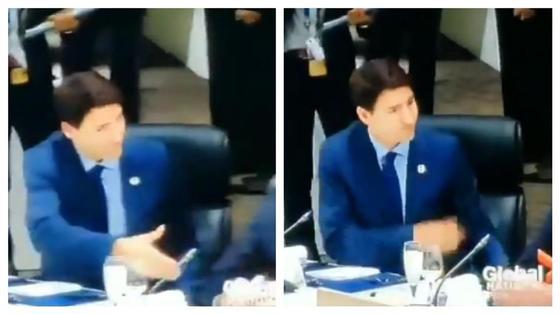 Премьер-министр Канады оконфузился на саммите G20 (видео)