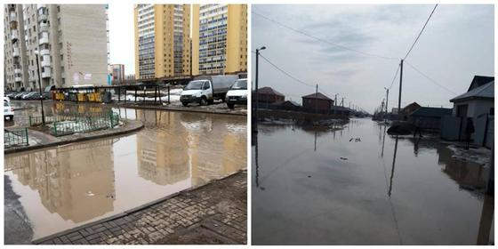 Жители столицы возмущены мусором и грязью в Нур-Султане (фото)