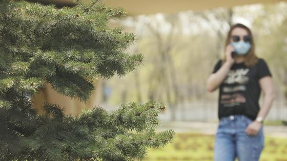 Шымкентте коронавирусқа шалдыққан бір отбасыдан 9 адам үйіне шығарылады