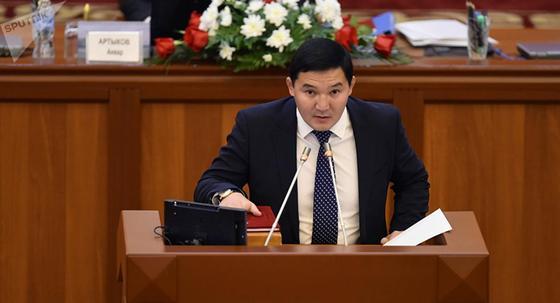 Задержанный в Алматы бывший кыргызский депутат лишен гражданства Казахстана
