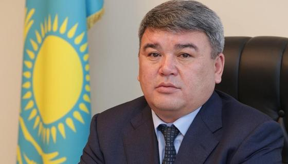 Марат Тасмаганбетов назначен первым замакима СКО