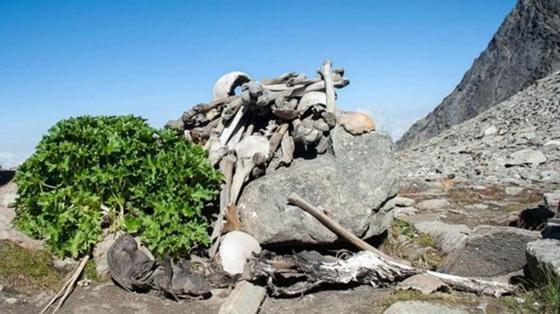 Озеро Скелетов в Гималаях: еще загадочнее, чем считали раньше