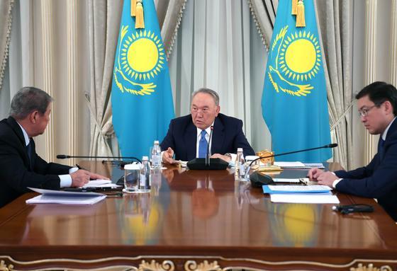 """Полное видео заседания """"Самрук-Казына"""" с Назарбаевым опубликовали в Сети"""