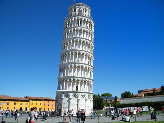 Пизанская башня в Италии: где находится, фото, история