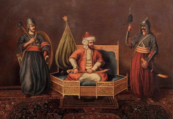 Осман I Гази