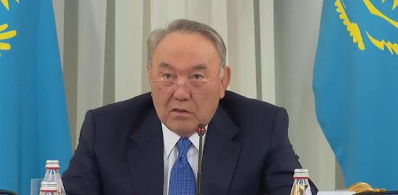 Специальный репортаж о заседании с Назарбаевым покажут по телевидению