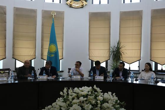 Эксперты Жетысу продолжают разъяснять Послание Главы государства