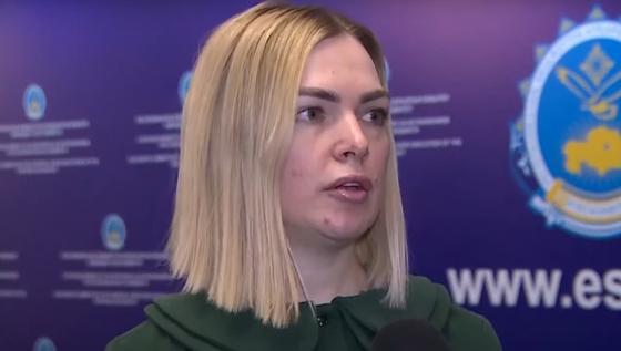 Глава отдела по планированию, анализу и отчетности Счетного комитета Юлия Энгель