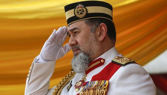 Женившийся на россиянке король Малайзии отрекся от престола