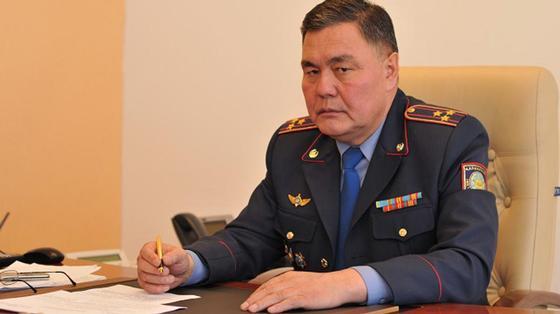 Мергенбай Жаппаров. Фото: mediaovd.kz