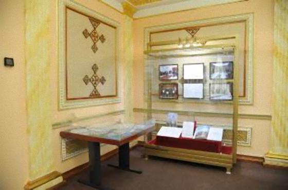 Экспозиция «В сердце Евразии» (Музей Первого Президента)