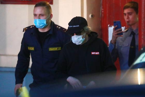 Ефремов не стал извиняться перед родными погибшего в аварии