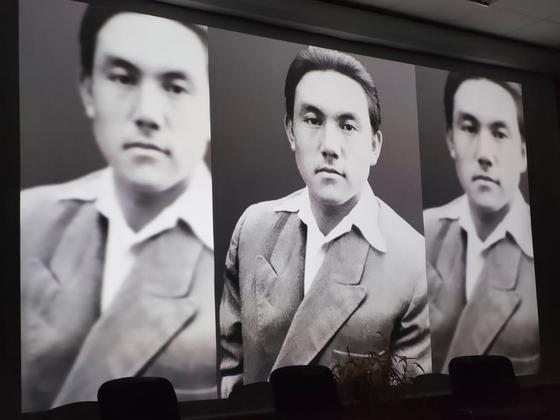 Молодой Нурсултан Назарбаев