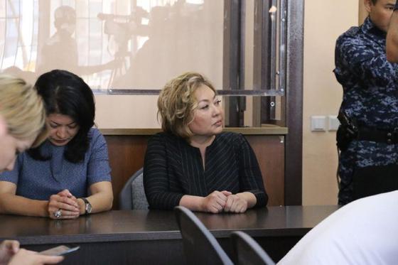 Эльмира Суханбердиева. Фото: NUR.KZ