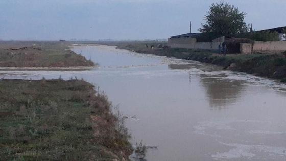 Названы причины наводнения на Сырдарье: девять человек арестованы