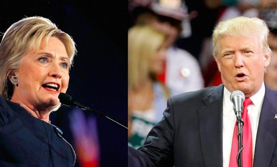 Клинтон выступила за импичмент Трампа