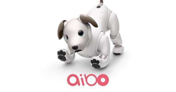 Робот-собака Айбо