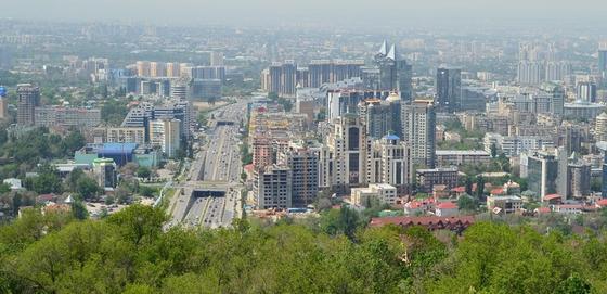 Погода в Алматы на 30 июня