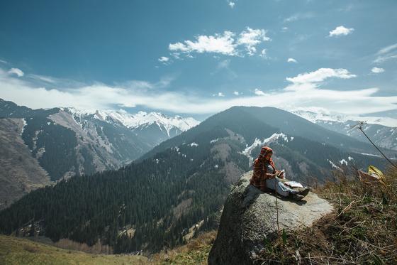 Алматинцам запретили ездить в горы