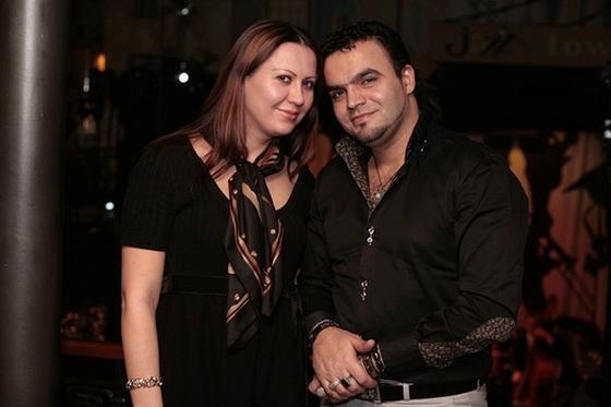 Мехди Эбрагими Вафа с женой
