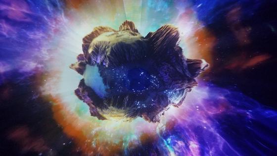 Большой астероид
