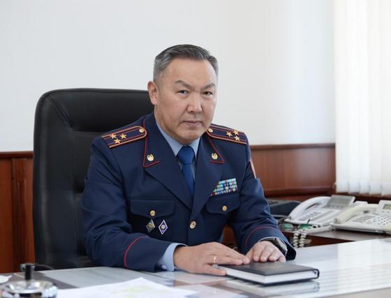 Ряд новых руководителей назначили в МВД
