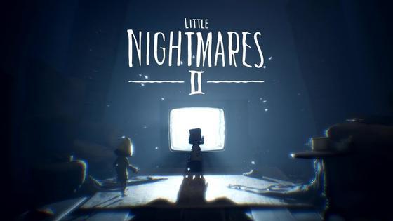Человечек перед телевизором. Название игры «The Little Nightmare 2»