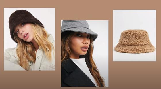 девушки в модных панамах 2021