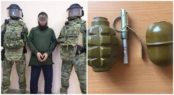 КНБ: Теракт планировали в Алматы на Наурыз