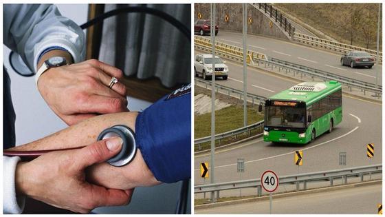 Специальное кресло будет проверять водителей автобусов на алкоголь в Алматы