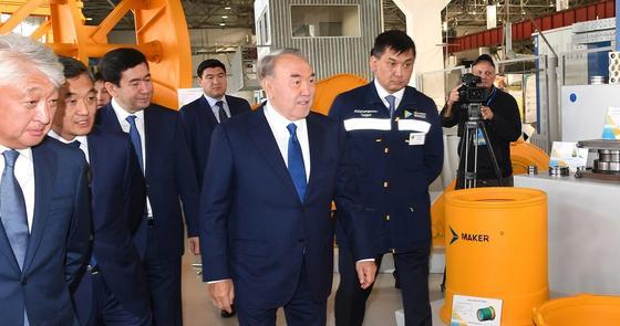 «Корпорация Казахмыс» Карагандинской области поддерживает переименование столицы