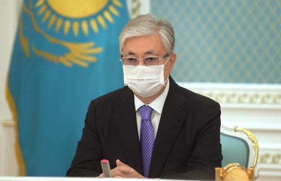 Токаев подписал кодекс о здоровье