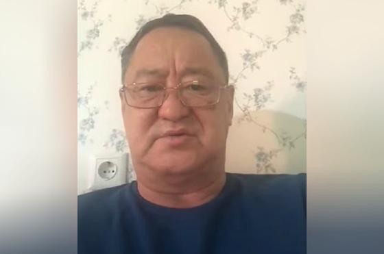"""""""В больнице мест нет, лечусь дома"""": бывший санврач Атырауской области заболел COVID-19"""