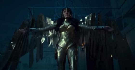 Кадр из фильма «Чудо-женщина 1984»