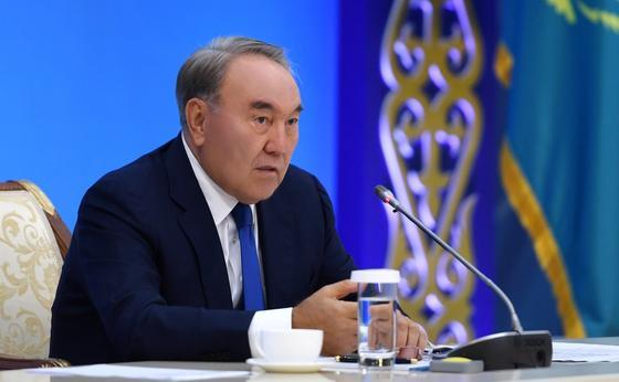 Нұрсұлтан Назарбаев, фото: Ақорда