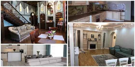 Дорогая мебель и витражные окна: Сколько стоят самые дорогие квартиры в Караганде