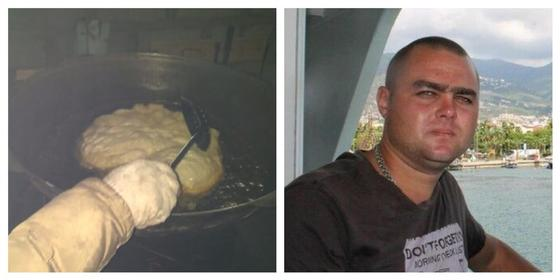 20-килограммовый баурсак испекли в Усть-Каменогорске (фото)