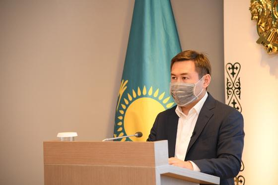 Аким Шымкента рассказал о ситуации с COVID-19 и пневмонией