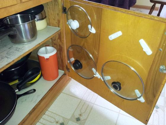 Лайфхаки для кухни и ванной своими руками