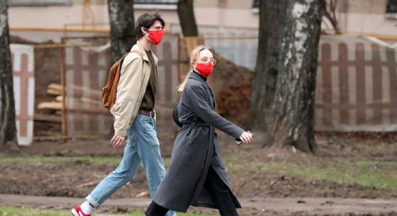1459 новых случаев заражения коронавирусом зафиксировано за сутки в России