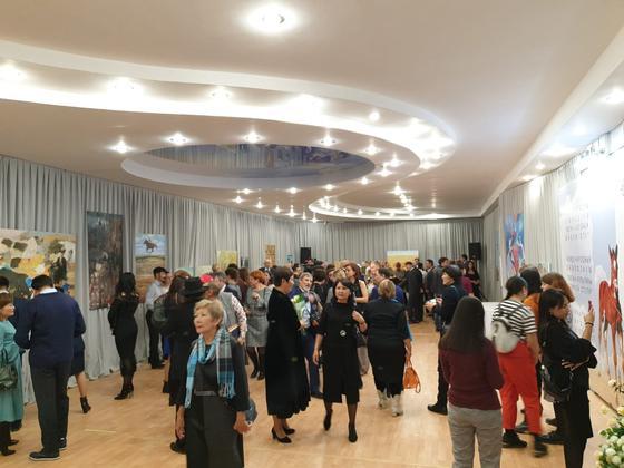 В Петропавловске проходит выставка «Ботай – культура великой степи»