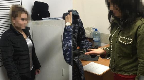 Сауна с проститутками работала в Кокшетау во время ЧП