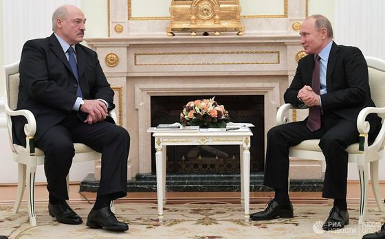 Лукашенко назвал союз России и Белоруссии состоявшимся
