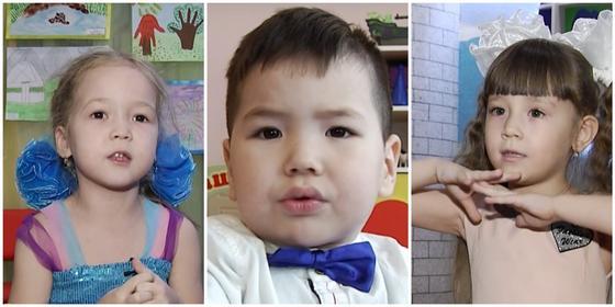 «Умный, сильный и много работает»: что думают дети о Нурсултане Назарбаеве (видео)
