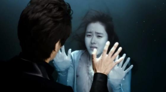 Кадр из фильма «Пугающий роман»