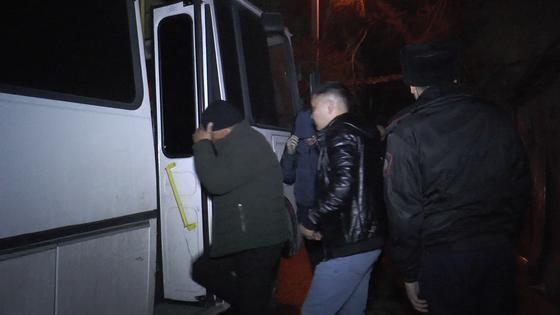 фото: Алматы қаласының полиция департаменті