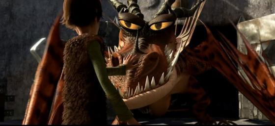 Мультики про драконов для детей
