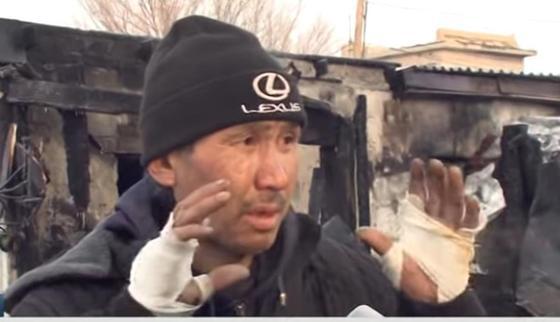 Фото: Видеодан кадр/ Хабар 24