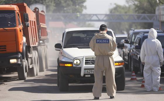 Будут ли введены блокпосты в Алматы, рассказал Бекшин