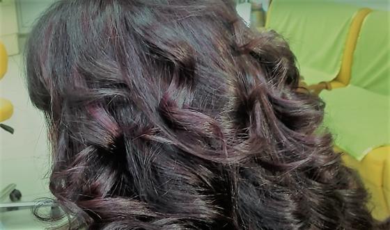 Модный цвет волос